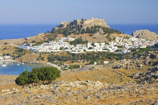 Private Tour: Lindos Acropolis and...