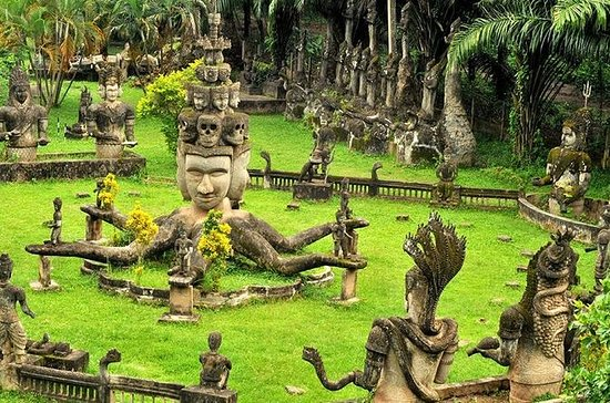 Full-Day Vientiane Sightseeing Tour ...