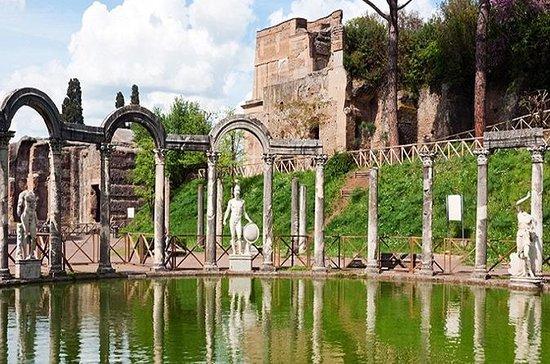 Small-Group Tour of Hadrian's Villa ...