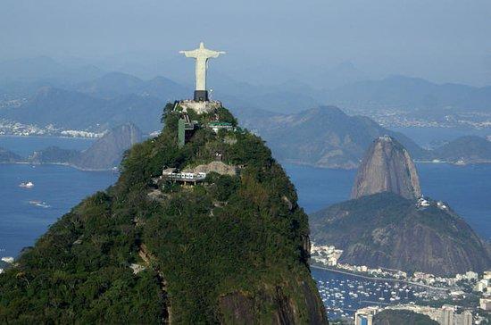 Rio de Janeiro: Guanabara Bay, Christ...