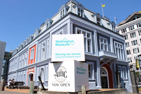 Museum of Wellington City & Sea