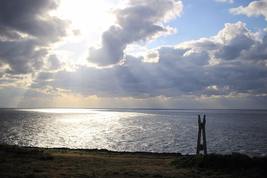 Cape Inutabu: 大和慰霊碑