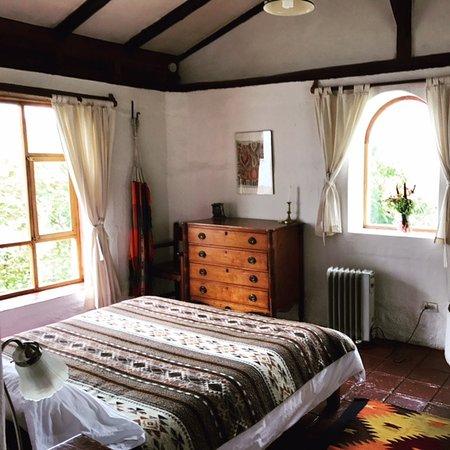 Casa Mojanda: Gorgeous cabin