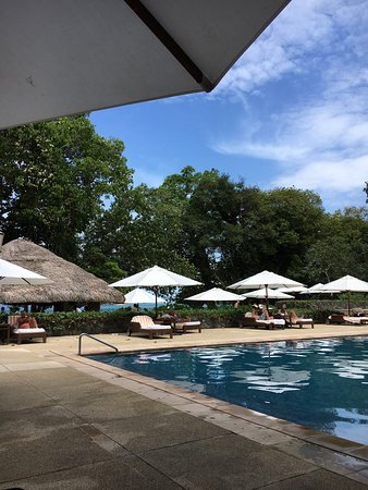 The Datai Langkawi: Beach pool
