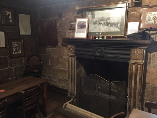 The Settlers Arms Inn: History oozing out everywhere