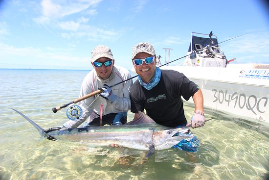 Hervey Bay Fly and Sportfishing