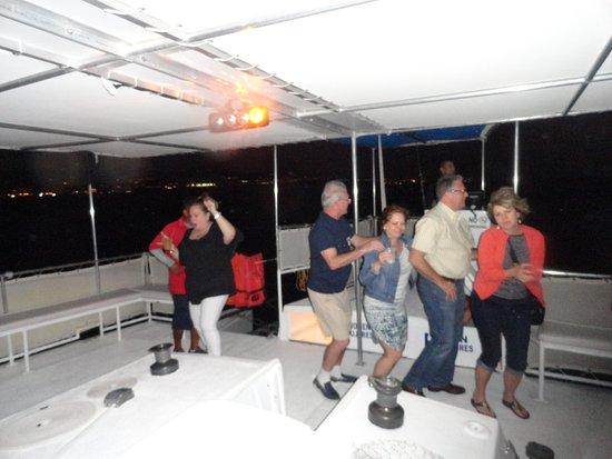 Pez Gato Cabo Sailing Catamarans : Dancing To The Music Aboard Pez Gato