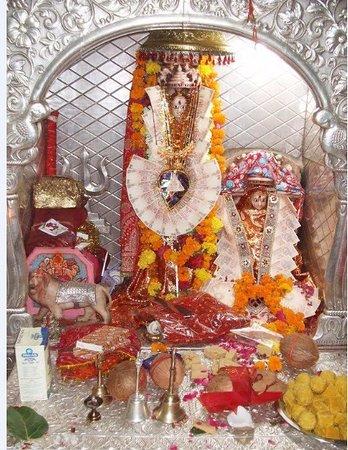 Hanumangarh, India: Mata Ji Ka Darshan