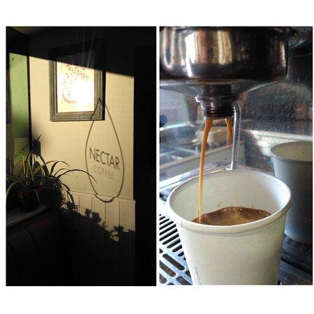 Nectar Coffee House : Espresso Time