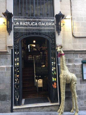 La Basilica Galeria : photo1.jpg