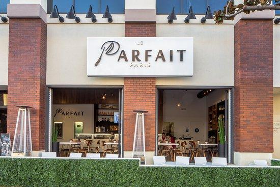 Le Parfait Paris: the storefront
