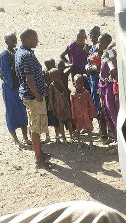 Ol Doinyo Lengai: Meet Locals afer Oldonyo Lengai Trek...