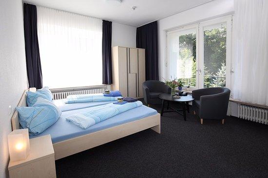 GroBartig Haus Venusberg: Doppelzimmer Haus 1