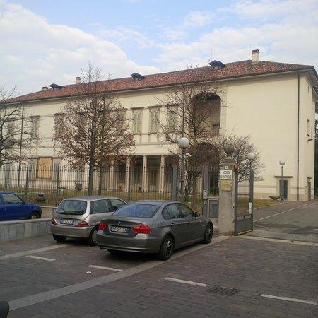 Villa Ferrari, Casnedi, Casati Stampa di Soncino