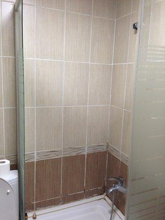 The Luxx: no shower door