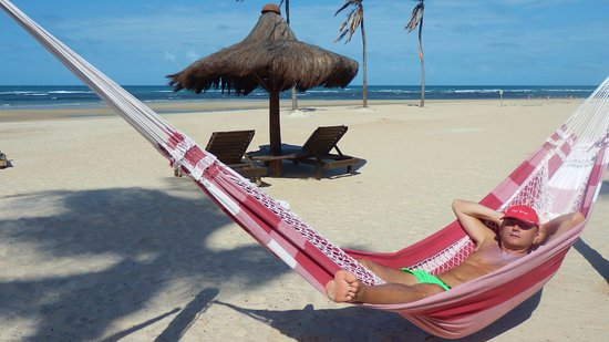 Guajiru Beach: relax