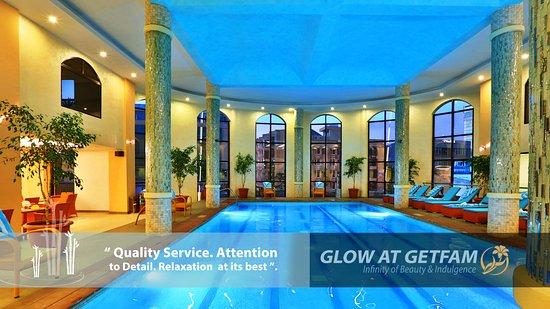 Pool - Picture of Getfam Hotel, Addis Ababa - Tripadvisor