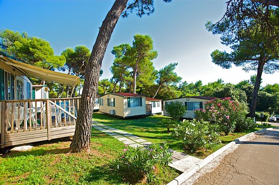 Camping Arena Indije : Mobile Homes