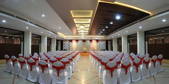 هوتل في تي بارادايس: Banquet hall