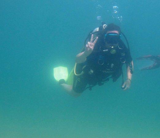 Carpe Diem Dive Center: Bueceo en Taipu de Fora.