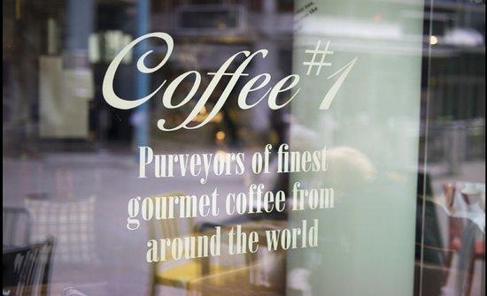 Coffee#1 Hereford: Coffee#1, award winning coffee