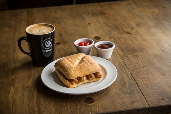 Coffee#1 Hereford: We've got brunch covered