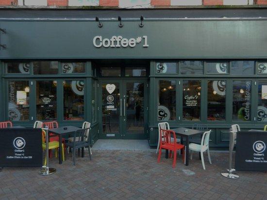 Coffee#1 Hereford: Hereford