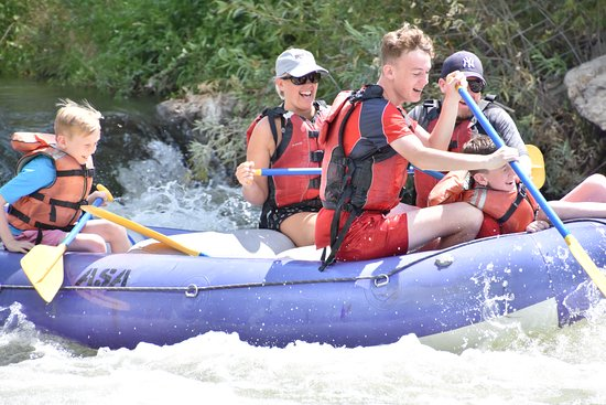Weber river rafting with tommy picture of all for Weber river fishing