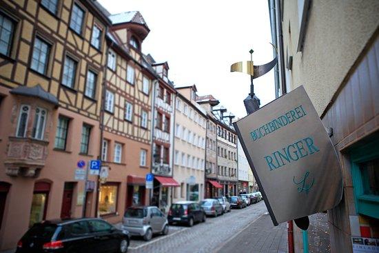 Buchbinderei Ringer