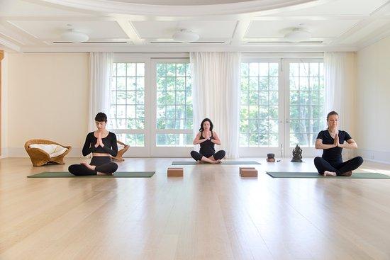 Ουάσιγκτον, Κονέκτικατ: Yoga
