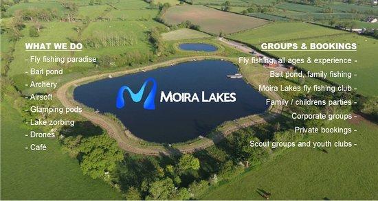 Aghalee, UK: Moira Lakes