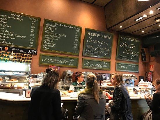 Restaurante il caffe di francesco passeig de gr cia en - Restaurantes passeig de gracia ...