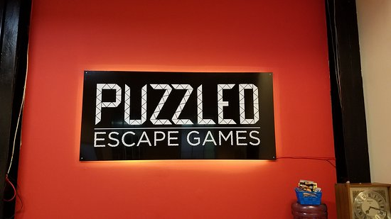 puzzled escape games easthampton all you need to know before you go with photos tripadvisor. Black Bedroom Furniture Sets. Home Design Ideas