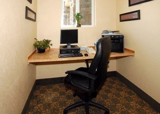 Comfort Inn & Suites Walla Walla: Print out documents and itineraries in our business center.