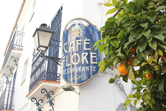 imagen Café Flore en Marbella