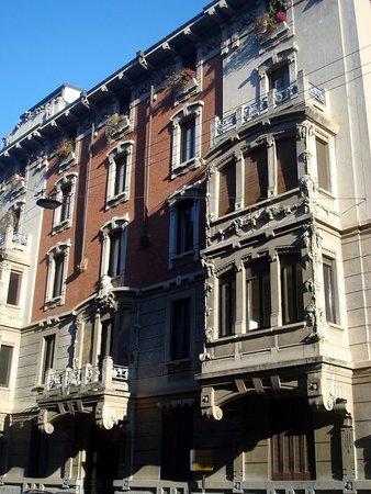 Casa Donzelli (Via Tasso)