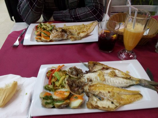 El Lateral n.27: our dinner