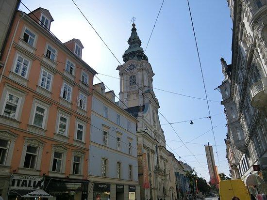 Stadtpfarrkirche: 市教区教会