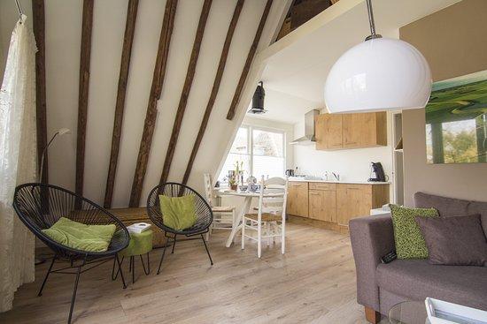 Woonkamer En Keuken : Woonkamer keuken studio picture of b b de overnachting