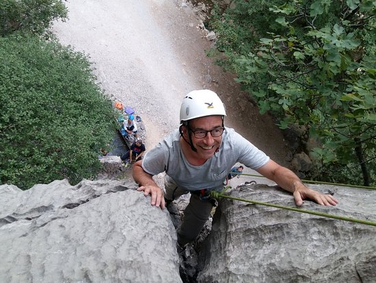 Starigrad-Paklenica, Croácia: Climbing lessons for adults