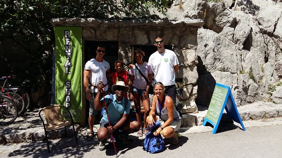 Starigrad-Paklenica, Croatia: super team :)