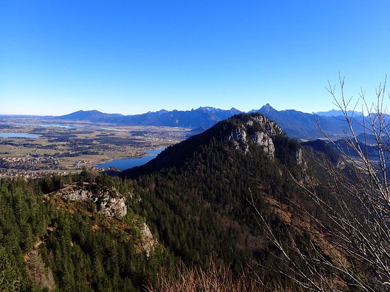 Burgruine auf dem Falkenstein