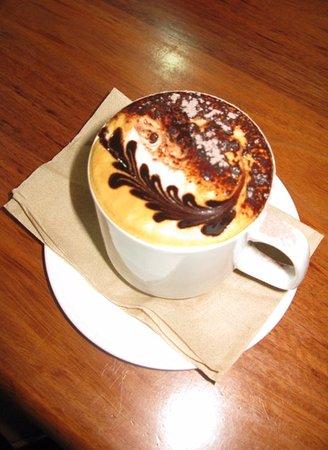 Natural Temptations: My Beautiful Cappuccino!~