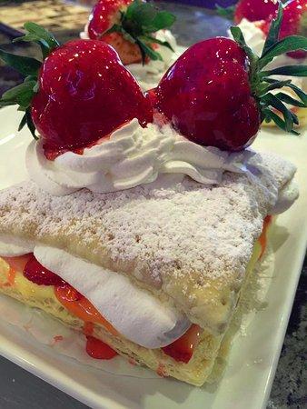 Stax Omega: Strawberry Napoleon