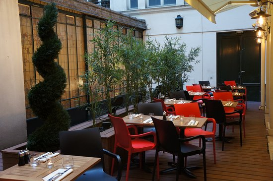 Le cafe moderne parijs restaurantbeoordelingen tripadvisor