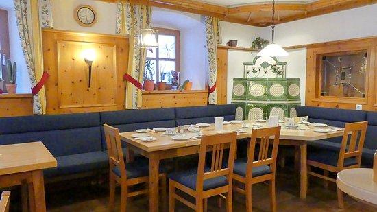 Grafenau, Jerman: Frühstücksraum