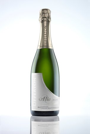 Tillington, UK: Award winning blanc de blanc Alia