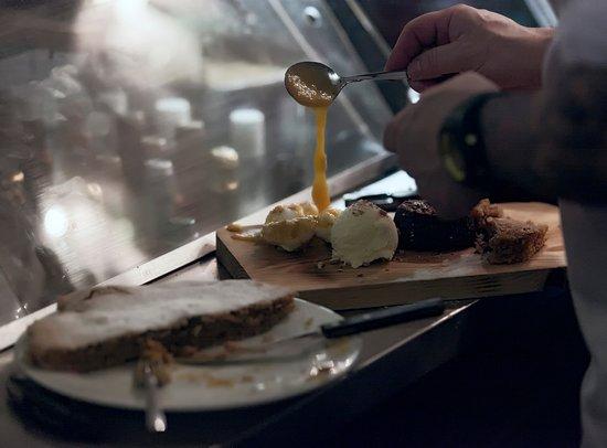 Tabua & Barro do Naldo: A sobremesa