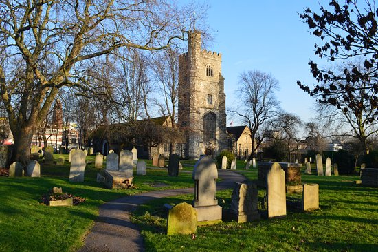 St. Margaret of Antioch, Barking: Winter (2016)