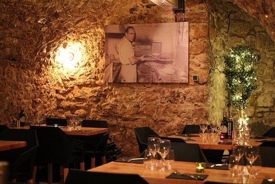 Restaurant da vito dans aix en provence avec cuisine for Restaurant avec piscine aix en provence